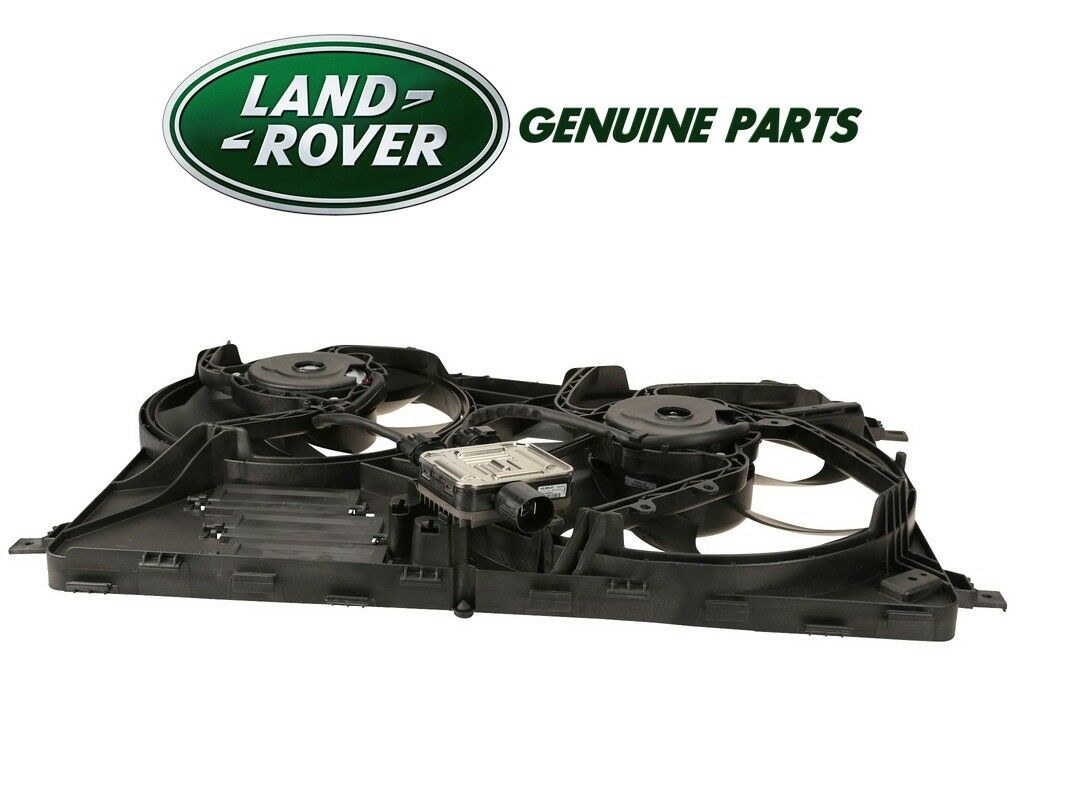 For Auxiliary Fan Assembly With Heavy Duty Genuine LR011905 for Land Rover LR2