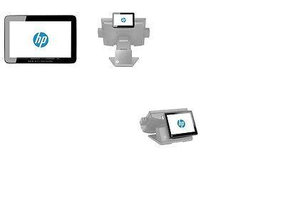 "7"" HP Retail Integrated Cfd USB Customer Display Black F7A92AA"