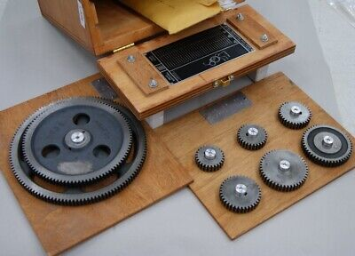 Southbend Lathe Change Gear Set By Boston Usa 127110262832364448 L-3096