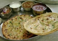 Tiffin Service available everyday with free home delivery