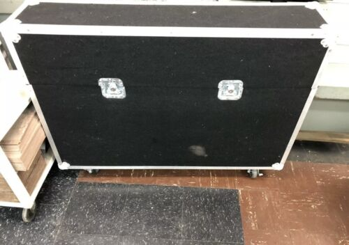 46 In TV FLAT SCREEN PLASMA MONITOR ROAD CASE