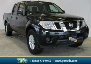 2016 Nissan Frontier SV/4X4/V6/Crew Cab/Bluetooth