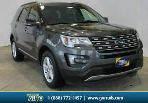 2016 Ford Explorer XLT/AWD/NAVI/BACK-UP CAMERA/PANO ROOF/LEATHER