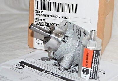Gast 1am-ncw-14 Clockwise Cw Air Motor With Muffler