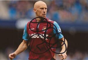 WEST-HAM-JAMES-COLLINS-SIGNED-6x4-ACTION-PHOTO-COA