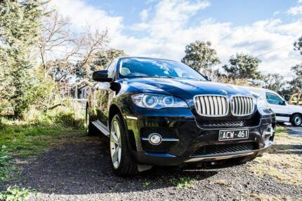 2009 BMW X6 Coupe 5 Seater