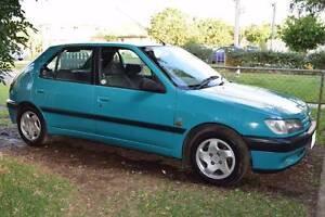 1995 Peugeot 306 XT N3 Hatchback Enoggera Brisbane North West Preview