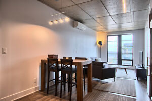 GALLERY CANAL-Griffintow- Luxury Condos - views! FULLY FURNISHED