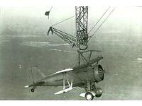 MACON BIPLANE AIRPLANE B/&W 5 X 7 PHOTOGRAPH #81c NAVY U.S.S WWII U.S