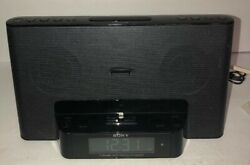 Sony iPhone Lightning Dock Clock Radio Speaker ICF-CS15iPN For iPhone 5,6,7,8