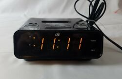 GPX Alarm Clock Radio With Dock For iPod And AM/FM Stereo Cl188B