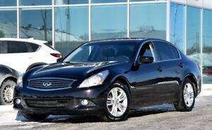 2012 Infiniti G37x LUXURY AWD NAVI LEATHER ROOF MAGS AWD