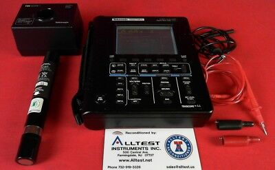 Tektronix Ths730a 200 Mhz Handheld Battery Operated Oscilloscopedmm