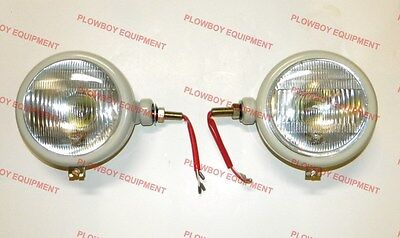 310066f Left Right 12 Volt Headlights Lamp Set For Ford 2n 8n 9n 800 600 Naa