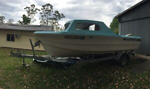 Project boat Boambee Coffs Harbour City Preview