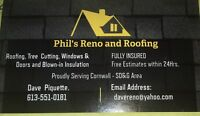 Phil's Reno and Roofing