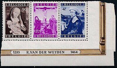 [1940] Belgium 1949 good Set very fine MNH Value $187