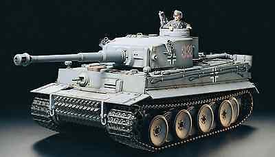 TAMIYA 1/16 RC German Tiger 1 FULL-OPTION COMPLETE KIT 56009 tank Japan