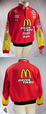 MCDONALDS NASCAR RACING JACKET
