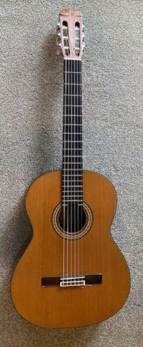 Vintage Classical guitar Dauphin model 25 Cedar top Rosewod B&S new gears HSC
