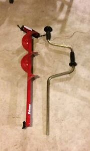 New Eskimo 6 inch ice auger