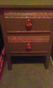 One of a kind night stand
