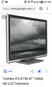 Toshiba 47 inch