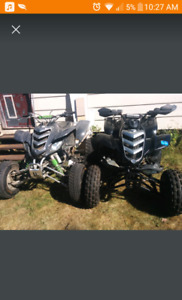 Edition limited Yamaha Raptor 660 2004 2300$  vente rapide nego