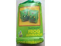 Frog ArmBands
