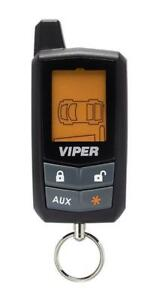 Viper Car Alarm & Remote Starter 2-Way LCD Remote 5305V NEW 1/4 Mile Range - NEW - FREE SHIPPING