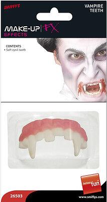 Coole Vampirzähne NEU - Zubehör Accessoire Karneval Fasching