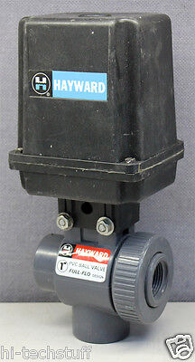 Hayward Industrial Products Inc. Ea2 Electric Actuator 1 Ball Valve