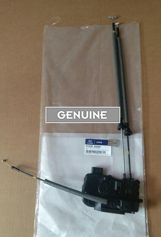 Genuine 2010-2013 Hyundai SONATA i45 YF Door Lock Actuator Rear RH 814203S000