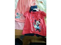 Baby clothes 9 - 12 months hardly warn