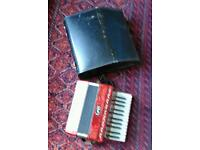 Accordion, Bell, small