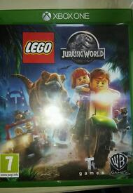 Jurassic world Xbox one