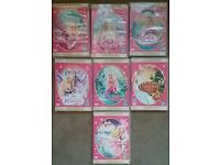 Barbie DVD - 7 TITLES