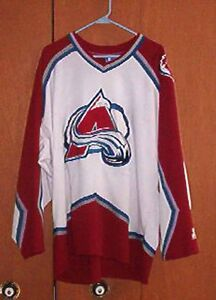 $10 Avalanche Jersey