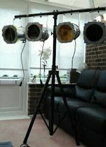 Stage Lighting for bands , theatre , studio etc.Package Deal -