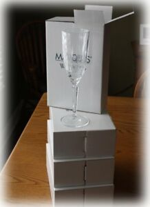 Crystal Waterford Champagne Glasses