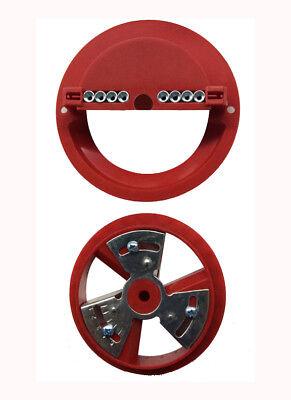 Vending Machine Capsule Toy Parts - Deep Adjustable Candy Wheel For Eagle Oak