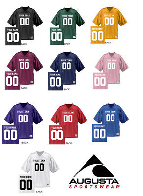 CUSTOM Men's Football Jersey ANY COLOR Personalized Name Number Team New! - Personalized Footballs