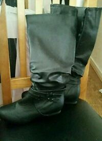 Size 3 brand new boots
