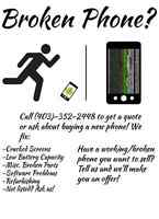 We Can Fix/Buy Your Broken Phone