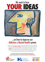 Caregivers to those with Addiction and/or Mental Illness