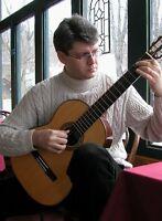 Classical, Fingerstyle Acoustic & Flamenco Guitar Lessons