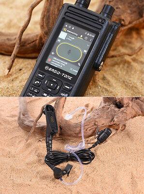 Radio Tone Rt4 4G Android Ptt Zello Echolink Teamspeak   Air Acoustic Earpiece