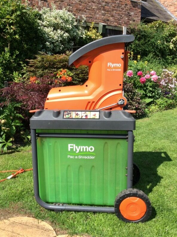 flymo garden shredder in hawarden flintshire gumtree. Black Bedroom Furniture Sets. Home Design Ideas