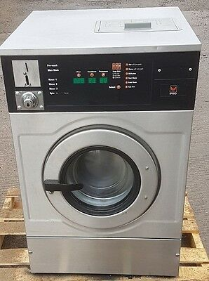 Coin Operated Washers And Dryers - Ipso HC75 Commercial Washing Machine (Original coin op as photo) 2 available