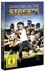 Dancing in the Streets - Body Language DVD NEU